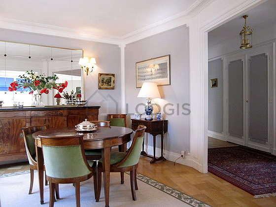 Apartment Paris 16°   Dining Room