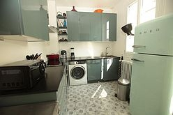 透天房屋 Seine st-denis - 廚房