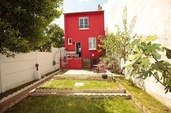casa Seine st-denis - Giardino