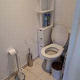 アパルトマン パリ 12区 - トイレ