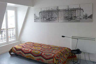 Gare de Lyon Париж 12° 1 спальня Квартира