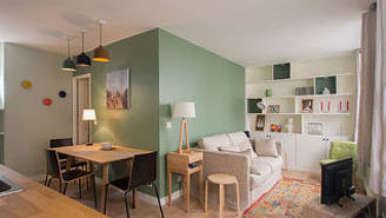 Bastille Paris 11° 1 quarto Apartamento