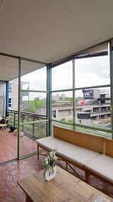 Apartamento París 19° - veranda