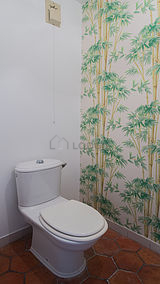 Apartamento París 19° - WC