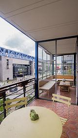 Appartement Paris 19° - Terrasse
