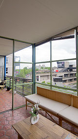Wohnung Paris 19° - Veranda