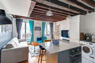 Appartement 1 chambre Paris 5°