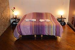 Duplex Paris 18° - Bedroom 2