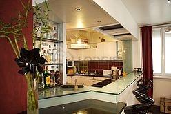 Duplex Paris 18° - Kitchen