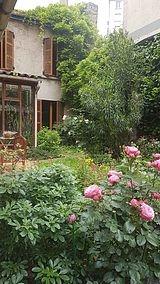 casa Parigi 12° - Giardino