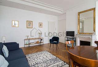 Saint Germain des Prés – Odéon Paris 6° 2 bedroom Apartment