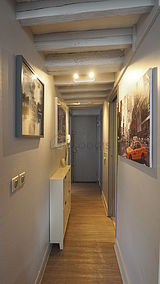 アパルトマン パリ 2区 - 玄関