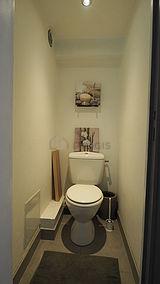 アパルトマン パリ 2区 - トイレ