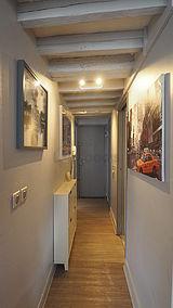 Apartment Paris 2° - Entrance