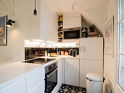 Apartment Paris 6° - Kitchen