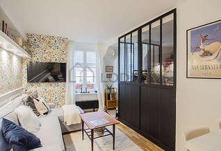 Appartement 1 chambre Paris 6°