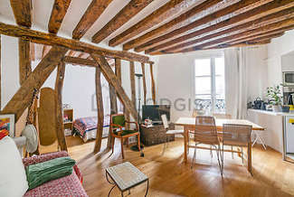 Rue du Bac – Musée d'Orsay Paris 7° 2 bedroom Apartment
