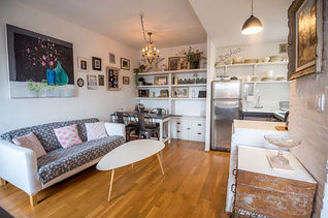 Appartement 2 chambres Paris 18° Montmartre