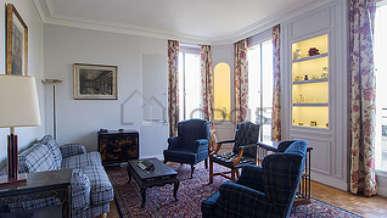 Monceau パリ 8区 3ベッドルーム アパルトマン
