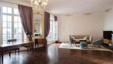 Arc de Triomphe – Victor Hugo París 16° 2 dormitorios Apartamento