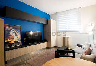Issy-Les-Moulineaux 2 dormitorios Apartamento