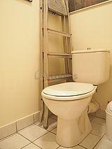 公寓 巴黎19区 - 廁所