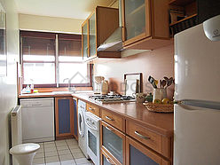 Appartement Paris 19° - Cuisine