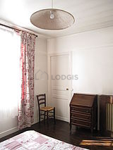 Appartement Paris 19° - Chambre