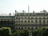 Appartement Paris 8° - Terrasse