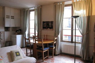 Appartement Rue Castex Paris 4°