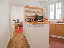 Квартира Париж 15° - Кухня