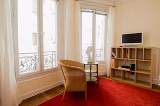 Appartement Rue Auguste Bartholdi Paris 15°