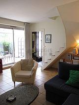 dúplex París 16° - Salón