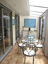 Duplex Paris 16° - Veranda