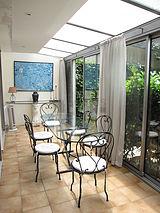 dúplex París 16° - veranda
