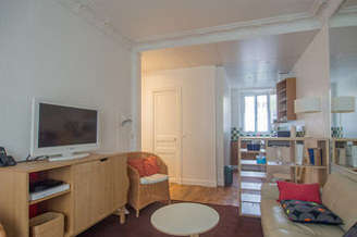 Commerce – La Motte Picquet Paris 15° 1 bedroom Apartment
