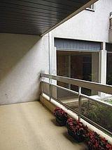 Wohnung Paris 12° - Terasse