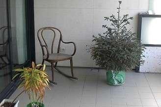 La Villette Paris 19° 3 Schlafzimmer Wohnung