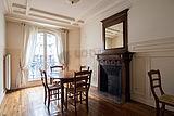 公寓 巴黎15区 - 飯廳