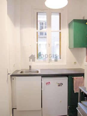 Location studio paris 15 rue jobb duval meubl 24 m for Location studio meuble paris 15