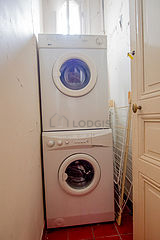 Квартира Париж 4° - Laundry room