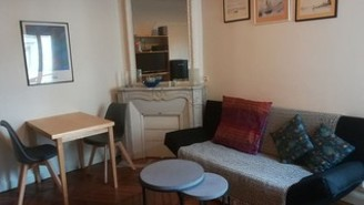 Hôtel de Ville – Beaubourg Paris 4° 1 bedroom Apartment