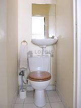 公寓 巴黎9区 - 厕所