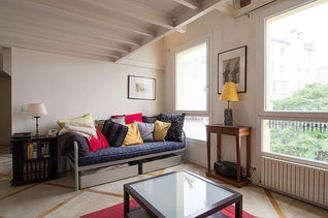 Duplex 1 chambre Paris 14° Montparnasse