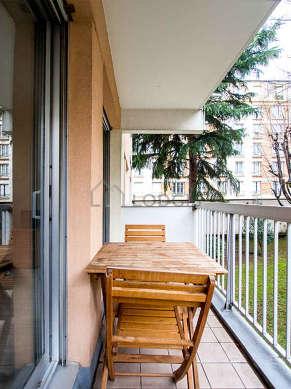 Appartement Haut de seine Nord - Terrasse