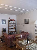 Apartamento París 20° - Salón