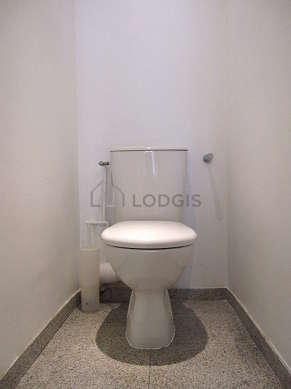 Appartement Paris 16° - WC