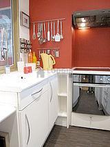 Дуплекс Париж 16° - Кухня