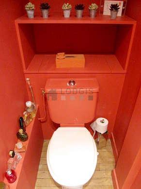 Duplex Paris 16° - WC