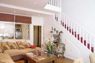 Auteuil Paris 16° 2 bedroom Duplex